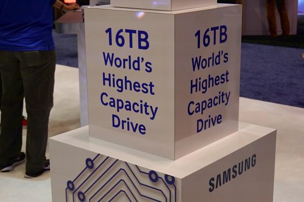Samsung : revelaron precio de la unidad SSD de mayor capacidad en el mundo