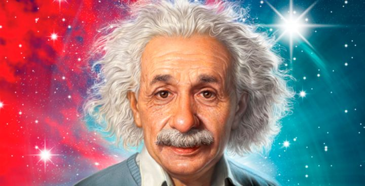 Albert Einstein disponible en Spotify