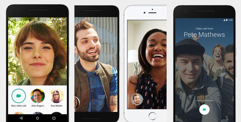 Google Duo nueva app para videollamadas
