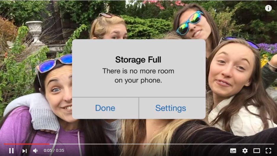 Google se ríe de Apple con divertido spot