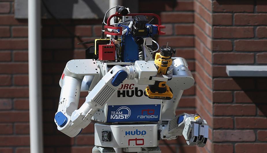 Hubo el robot que ayudará vidas humanas