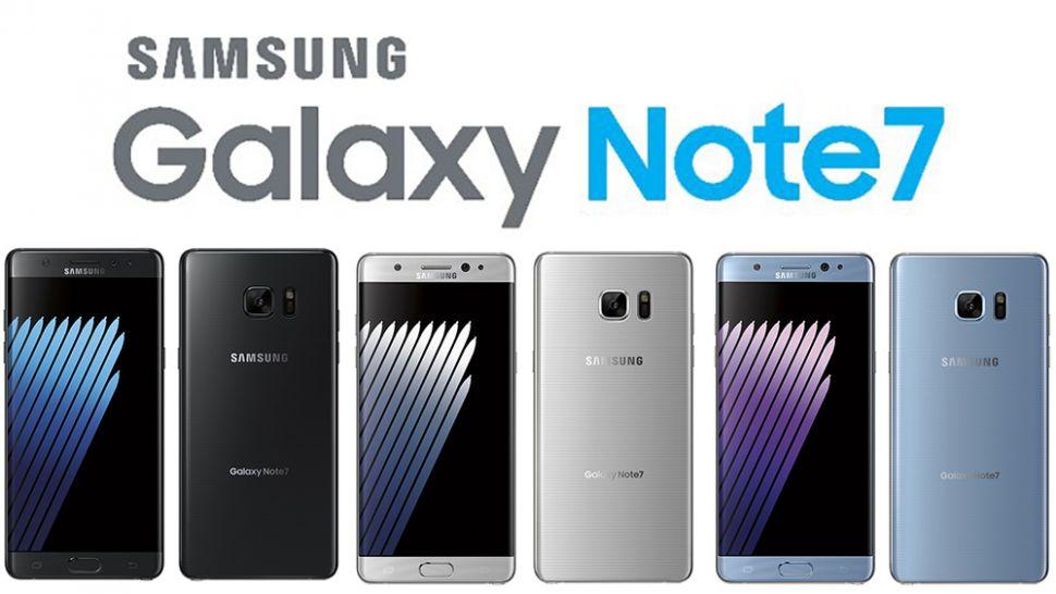 Lo nuevo del Samsung Galaxy Note 7