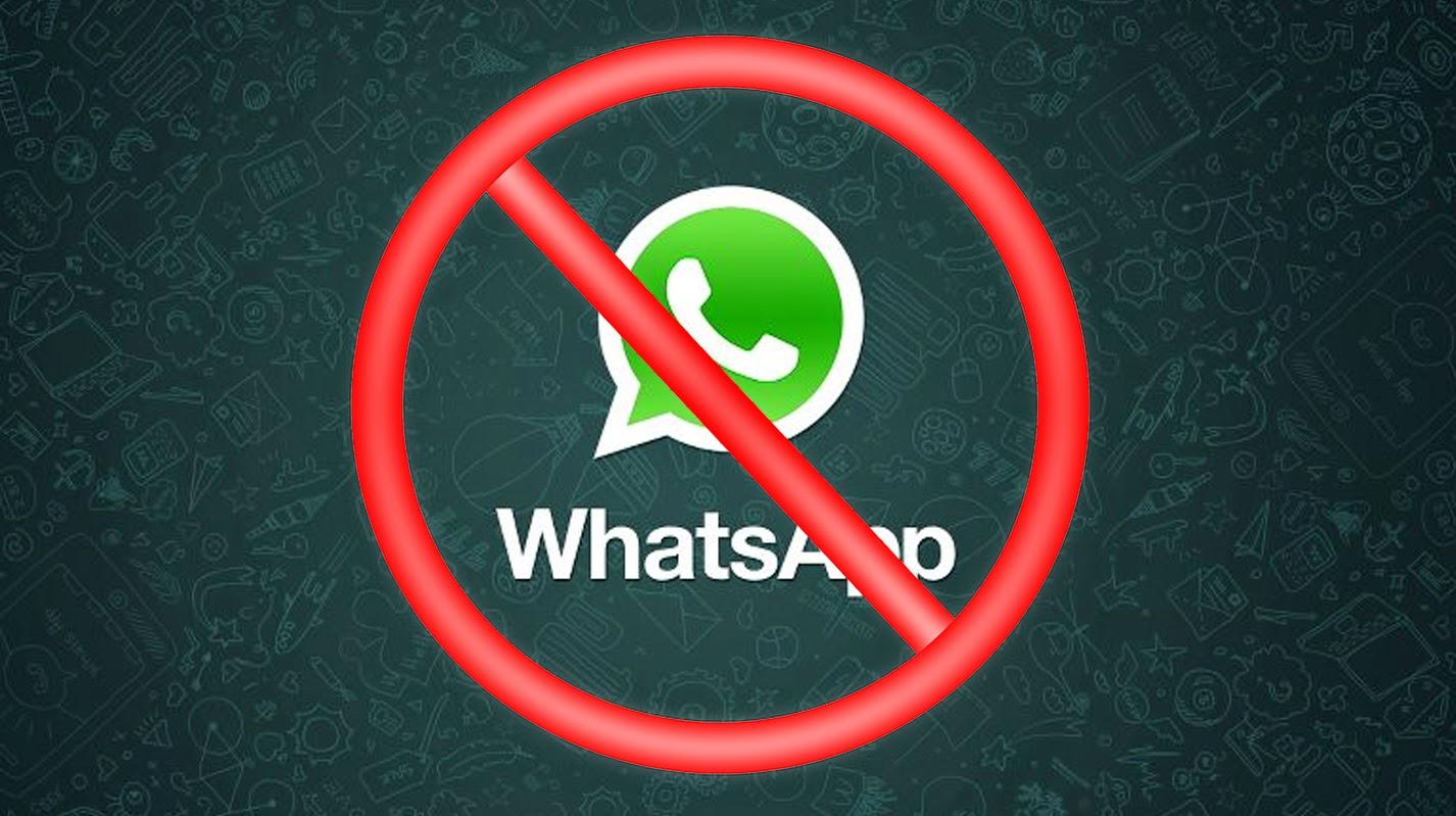 """WhatsApp se pone duro con sus políticas. """"aceptas o elimina la aplicación"""""""