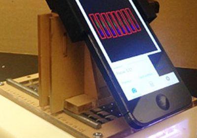 Inventan un detector de cáncer portátil y funciona con un iPhone