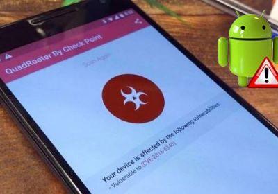 Android: Grave fallo que amenaza a 900 millones de celulares