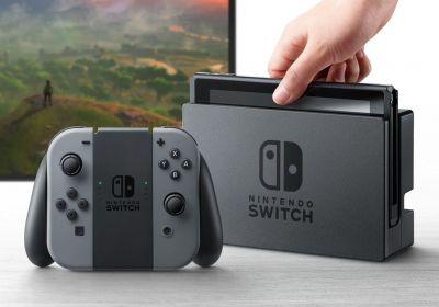 Nintendo Switch llegará en Marzo del 2017