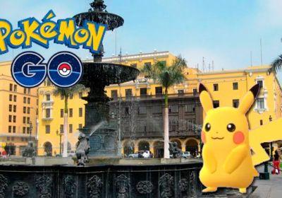 Pokemon GO ya está en Perú