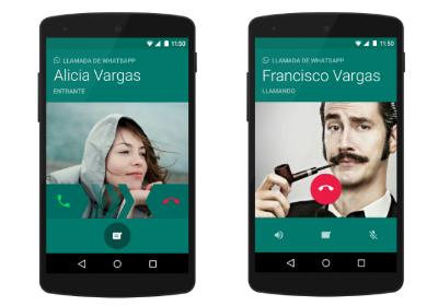 WhatsApp ahora con buzón de voz para llamadas perdidas