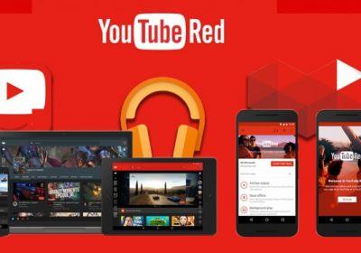 YouTube Red disponible en Latinoamérica competirá con Spotify y Netflix
