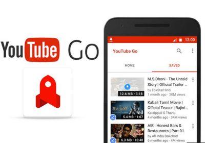 YouTube nos muestra lo último: YouTube Go